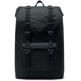 Herschel Little America Mid-Volume Light reppu , musta